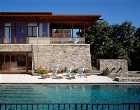 Ltimas tendencias para decoraci n de terrazas terraza - Terrazas con piscinas ...