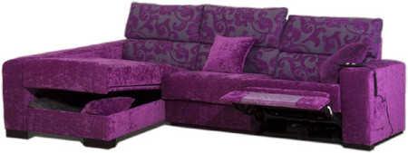Sof s las ltimas tendencias para una sala moderna sala for Sillon cama amazon