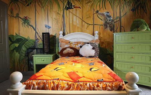 Decoracao De Quarto Infantil Selva ~ Ideas para decorar el cuarto de un ni?o  Dormitorio  Decora Ilumina