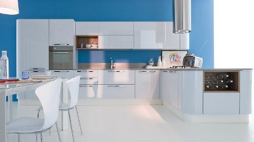 De qu color pintar la cocina cocina decora ilumina - Cocina de color ...