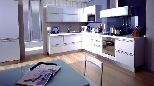 De qu color pintar la cocina cocina decora ilumina for Marmol color morado