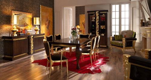 De qu color puedo pintar cada ambiente de mi casa - De que color pintar el comedor ...