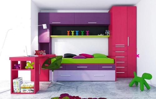 Como Decorar Una Habitacion Juvenil Femenina Dormitorio Decora - Decorar-una-habitacion-juvenil