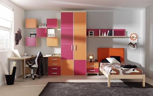 Cosas para mujeres ideas para decorar una habitaci n - Dormitorio juvenil chica ...