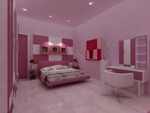 C mo decorar una habitaci n juvenil femenina dormitorio for Como decorar mi cuarto juvenil yo misma