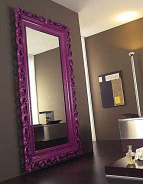 C mo decorar el dormitorio para los reci n casados for Espejos decorativos para habitaciones