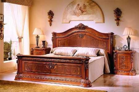 C mo decorar el dormitorio para los reci n casados - Decoracion dormitorios clasicos ...