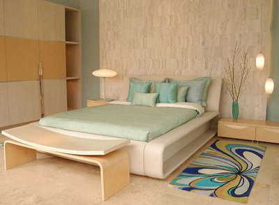 C mo decorar el dormitorio para los reci n casados for Decoracion alcobas modernas