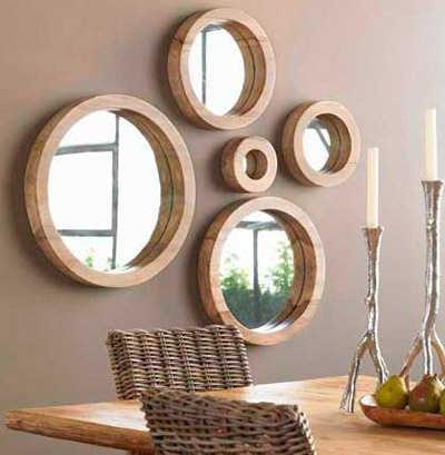 Lo ltimo en accesorios para decorar tu casa tendencias for Espejos para entrada de casa