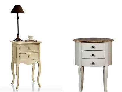 Originales ideas para la mesa de noche de tu habitaci n - Mesas de habitacion ...