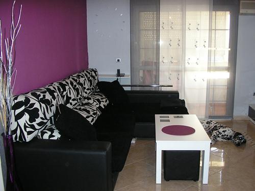 Decoración moderna para salas pequeñas   Muebles - Decora Ilumina