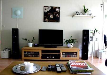 Tips para crear tu propia sala de tv sala decora ilumina for Acondicionar habitacion