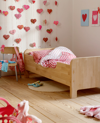Decorando la habitaci n de una ni a dormitorio decora for Cuartos para ninas simples