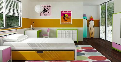 Decoracion Habitacion Matrimonial Juvenil ~ dormitorio juvenil