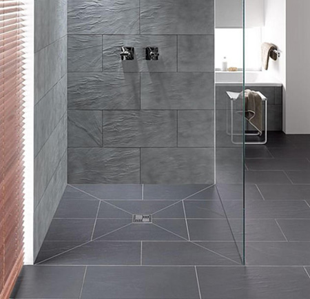 C mo hacer una ducha de obra ba o decora ilumina - Azulejos para duchas de obra ...