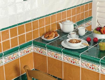 May licas de cer mica para la cocina cocina decora ilumina - Ceramica de cocina ...