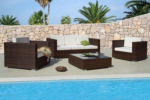 Un chill out en casa terraza decora ilumina for Amazon muebles terraza