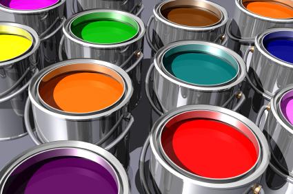 Pintura Popular Colores Colores Pinturas Tropical