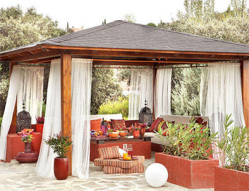 Un chill out en casa terraza decora ilumina - Decoracion chill out ...