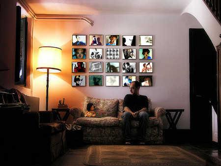 C mo decorar mi cuarto con fotos paredes decora ilumina for Como decorar mi cuarto