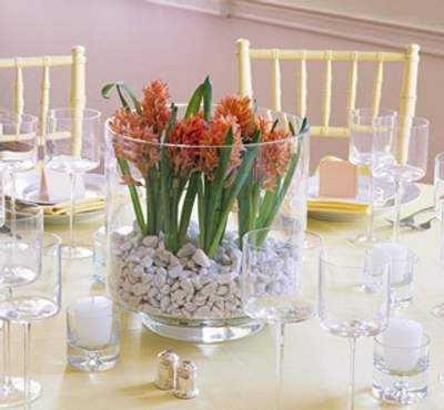 C mo decorar tu sala y comedor con jarrones sala for Decoracion comedores originales