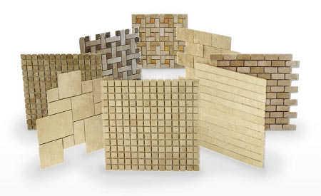 Ideas de decoraci n acabados con m rmol muebles for Diferentes tipos de marmol