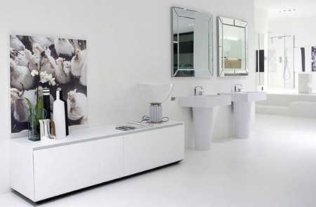 El color blanco la nueva tendencia en decoraci n de - Casas decoradas en blanco ...