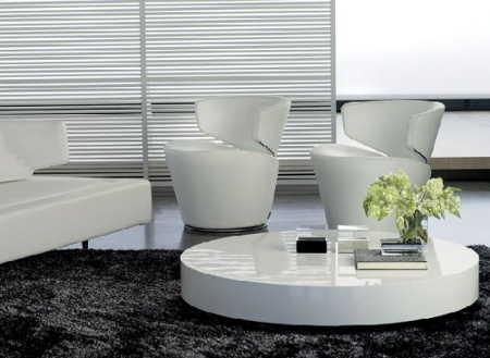 El color blanco: la nueva tendencia en decoración de interiores ...
