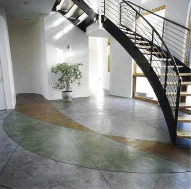 pintura para pisos de cemento alisado | pisos - decora ilumina