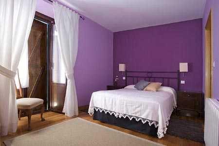 C mo pintar una habitaci n de 2 colores pintura decora - Como pintar una pared ya pintada ...