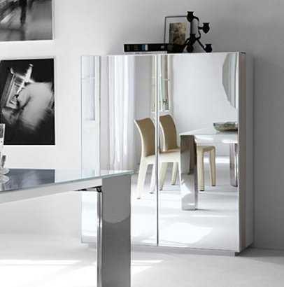 Muebles con espejo tendencia en decoraci n muebles for Espejos de comedor modernos