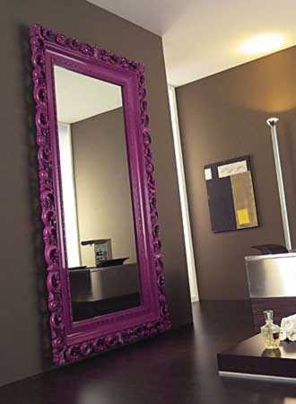 Muebles para habitaciones peque as muebles decora ilumina for Espejo grande habitacion
