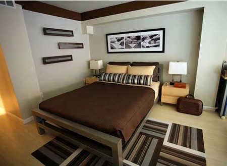 Muebles para habitaciones pequeas Muebles Decora Ilumina