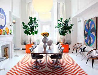 decoracion happy chic estilo divertido para tu casa tendencias decora ilumina. Black Bedroom Furniture Sets. Home Design Ideas