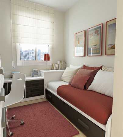 Muebles para habitaciones pequeñas - Mujer - Muebles para ...
