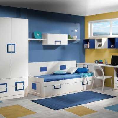 Diferentes tipos de camas encuentra una a tu gusto for Dormitorio juvenil hombre