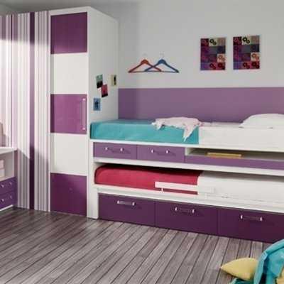 Diferentes tipos de camas encuentra una a tu gusto - Camas para jovenes modernas ...