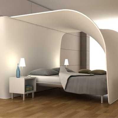 Diferentes tipos de camas encuentra una a tu gusto for Cama minimalista