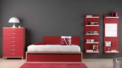 El color burdeos en la decoraci n paredes decora ilumina - Colores que combinan con el blanco en paredes ...