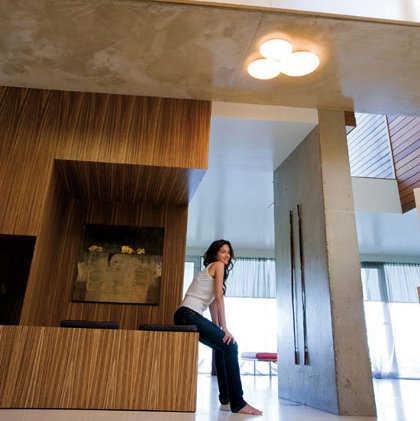 Escoge tu l mpara para techos bajos iluminacion decora - Plafones para techo ...