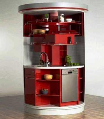 Qu muebles est n de moda para departamentos peque os for Modelos de muebles para bar