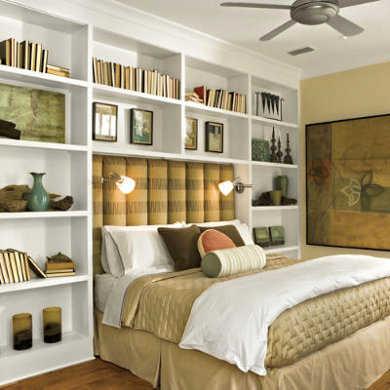 Qu muebles est n de moda para departamentos peque os for Repisas en espacios pequenos