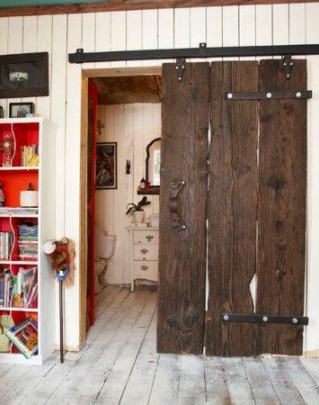 Puertas y ventanas de dise o ideas diferentes general for Puertas recicladas para decorar