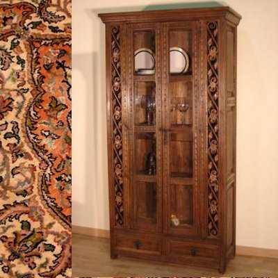 Moda retro muebles coloniales para tu sala y comedor - Muebles tipo colonial ...