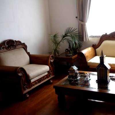 Moda retro muebles coloniales para tu sala y comedor - Como decorar mi comedor ...