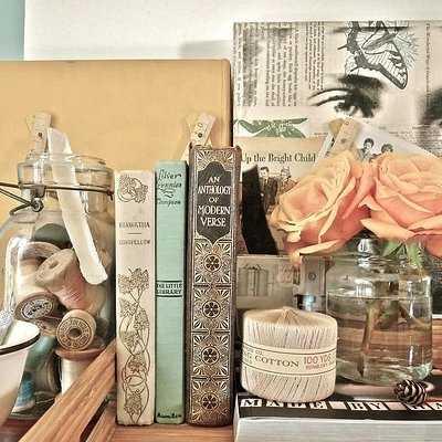 Decoraci n shabby chic la mezcla de lo antiguo y moderno - Cosas antiguas para decorar ...