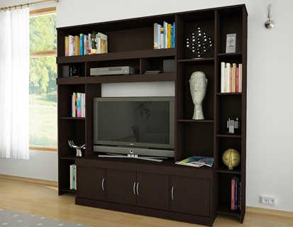 Muebles de melamina perfectos para tu dormitorio - Muebles para el televisor ...