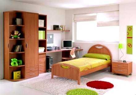 Muebles de melamina perfectos para tu dormitorio for Dormitorios para ninas villa el salvador