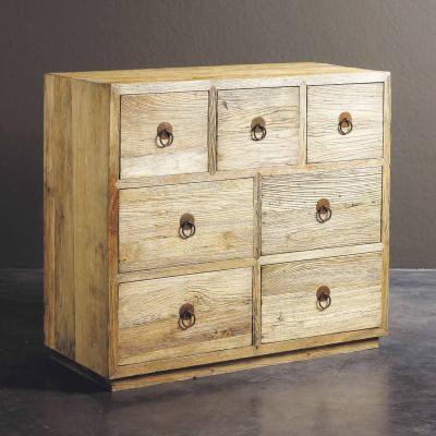 Cómodas de madera: rústicas y perfectas para tu habitación ...