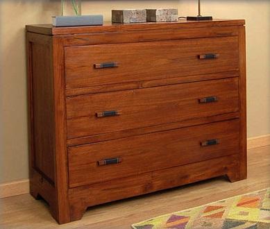 C modas de madera r sticas y perfectas para tu habitaci n muebles decora ilumina - Fotos de comodas ...
